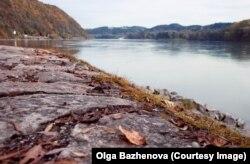 Дунай в Баварии