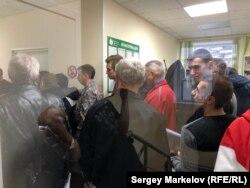 Очередь к наркологу в Петрозаводске