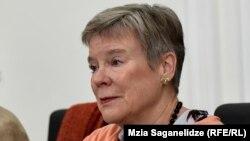 Վրաստան - ՆԱՏՕ-ի գլխավոր քարտուղարի տեղակալ Ռոուզ Գոթեմյոլլերը Թբիլիսիում, 21-ը սեպտեմբերի, 2018թ․