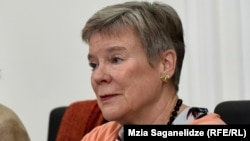 NATO Deputy Secretary-General Rose Gottemoeller (file photo)