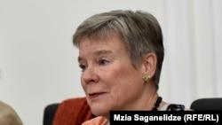 Заместитель генерального секретаря НАТО Роуз Гетемюллер.