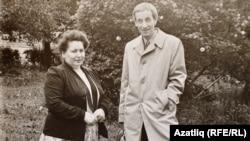 Нәҗибә Сафина һәм Нурихан Фәттах