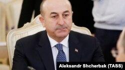 Міністр закордонних справ Туреччини Мевлют Чавушоглу