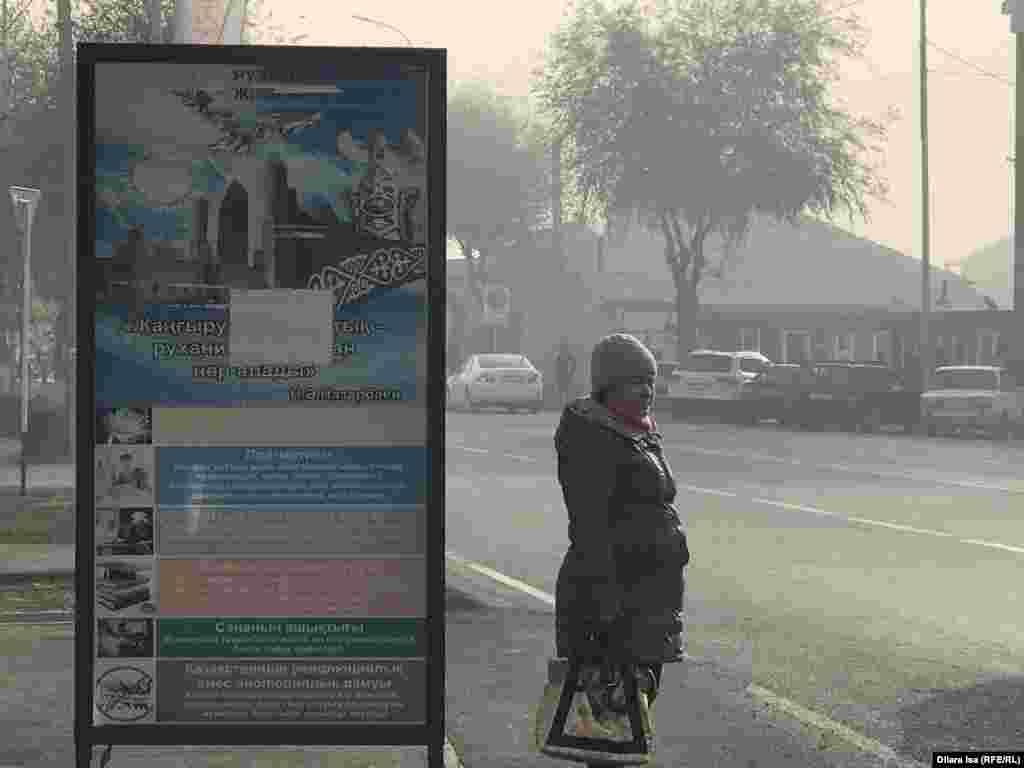 Экологи неоднократно поднимали проблему смога, говорили о загрязненном воздухе в Туркестане.