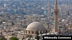 Соғыс қиратқан Алеппо қаласы, Сирия. (Көрнекі сурет.)