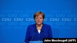 Архивска фотографија- германската канцеларка Ангела Меркел