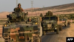 Turkish soldiers in Syria (file photo)
