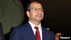 رئيس مجلس النواب سليم الجبوري