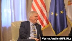 Američki ambasador u Beogradu, Kajl Skat