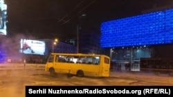 Аварія на вулиці Антоновича у Києві, 13 січня 2020 року