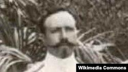 Академик Александр Семёнов дар соли 1906 дар Тошканд.