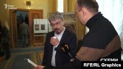Пригадати, чим же Богдан займався на «1+1», Олександр Ткаченко так і не зміг