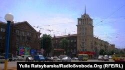 Дніпродзержинськ, центр міста