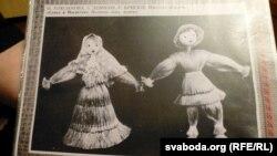 Саўка і Магрэта – першыя адроджаныя беларускія сувэніры