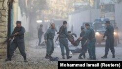 Kabul, 31 tetor 2017.