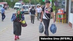 Хынчешть, Молдова