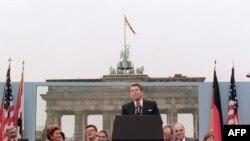 Reagan Berlində