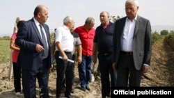 Լուսանկարը՝ Հայաստանի գյուղատնտեսության նախարարության