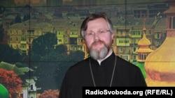 Микола Данилевич, заступник голови відділу зовнішніх церковних зв'язків УПЦ (МП)
