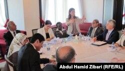 اجتماع في أربيل لمناقشة مسودة قانون حقوق الطفل في اقليم كردستان