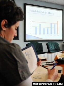 Podaci Svjetske banke o Istočnoj Evropi, novembar 2011.