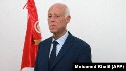 قیس سعید، رئیس جمهور تونس