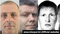 Неманья Ристич, Владимир Попов и Эдуард Широков на ориентировке Интерпола
