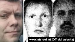 Неманья Ристич, Владимир Попов и Эдуард Широков – подозреваемые по делу о путче в Черногории – на ориентировке Интерпола.