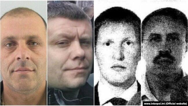Predrag Bogićević, Nemanja Ristić, Vladimir Popov i Eduard Šišmakov