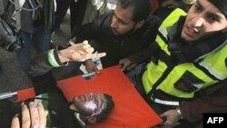 شبه نظاميان حماس به طور مرتب خاک اسراییل را با پرتاب راکت و خمپاره از نوار غزه مورد حمله قرار می دهند.