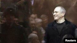 Михаил Ходорковский провел в заключении более десяти лет