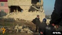 Разрушением домов занимается государственная нефтяная компания