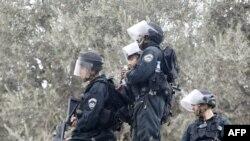 Израил полициясе