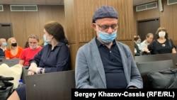 Алексей Малобродский и Софья Апфельбаум в Мещанском суде