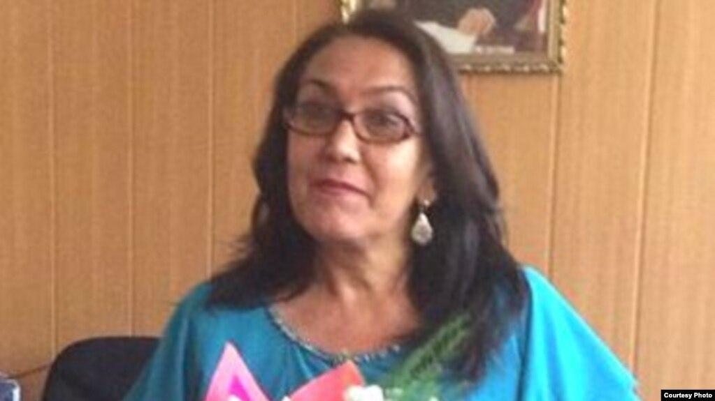 Faiziniso Vohidova in 2016
