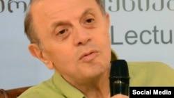 Бывший диссидент Леван Бердзенишвили