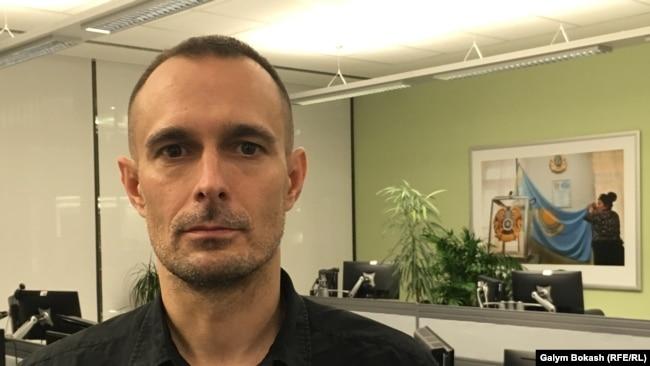 Ондрей Климеш, китаист Института востоковедения Академии наук Чехии.