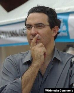 Juan Gabriel Vasquez Mayami Kitab Festivalında, 2011