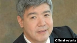 Нурлан Каппаров, министр окружающей среды и водных ресурсов Казахстана.