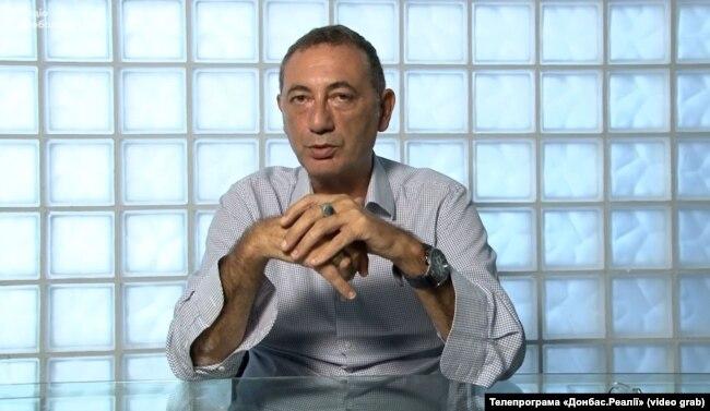 Італійський журналіст Лучано Трапанезе