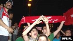 İyunun 25-də Türkiyə millisi yarımfinalda Almaniya yığması ilə qarşılaşacaq