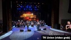 Російська співачка Юлія Чичеріна була гостею шоу