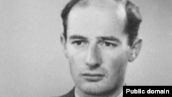Swedish diplomat Raoul Wallenberg disappeared in 1945 (file photo)