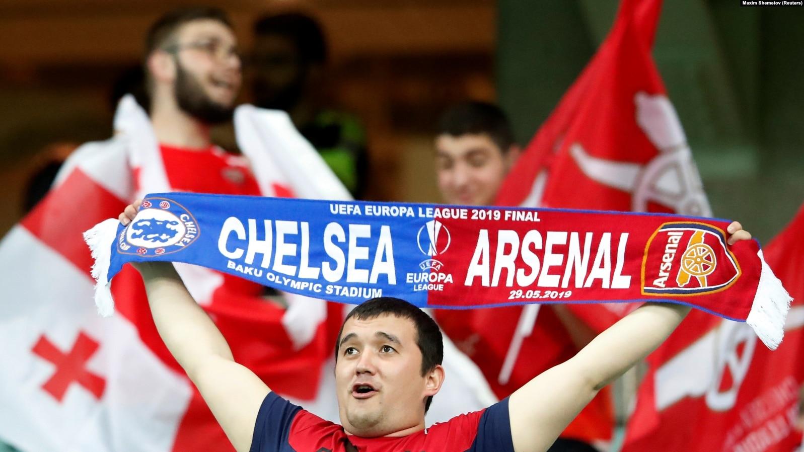Chelsea klubu qalib ayrılıbdi