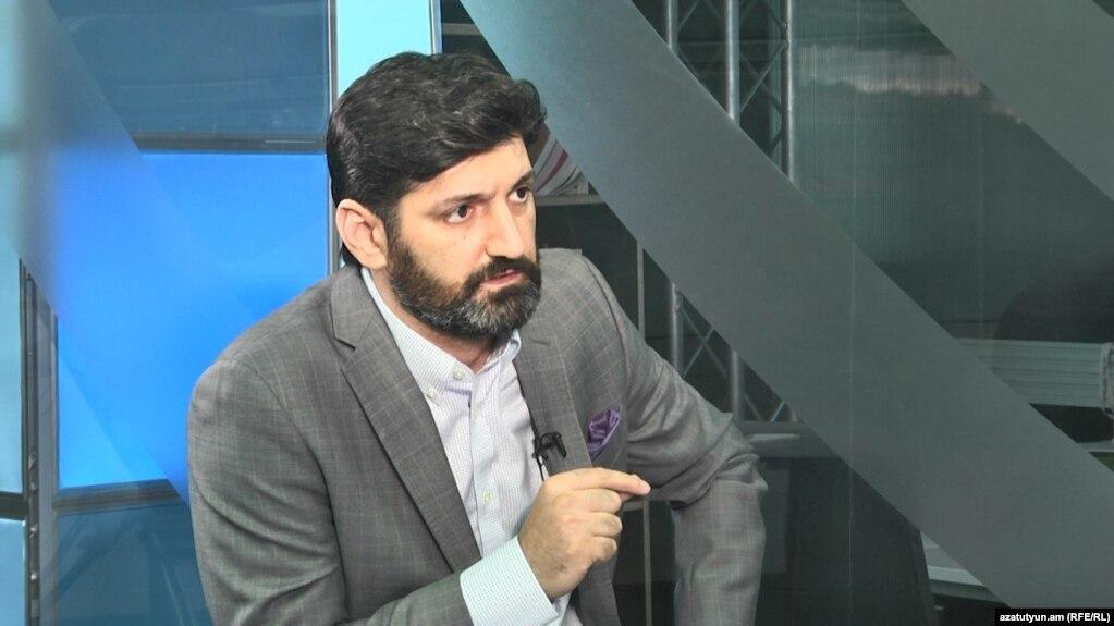 Парламент не избрал Ваге Григоряна на должность судьи Конституционного суда