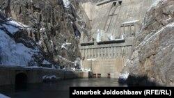Токтогул ГЭСи