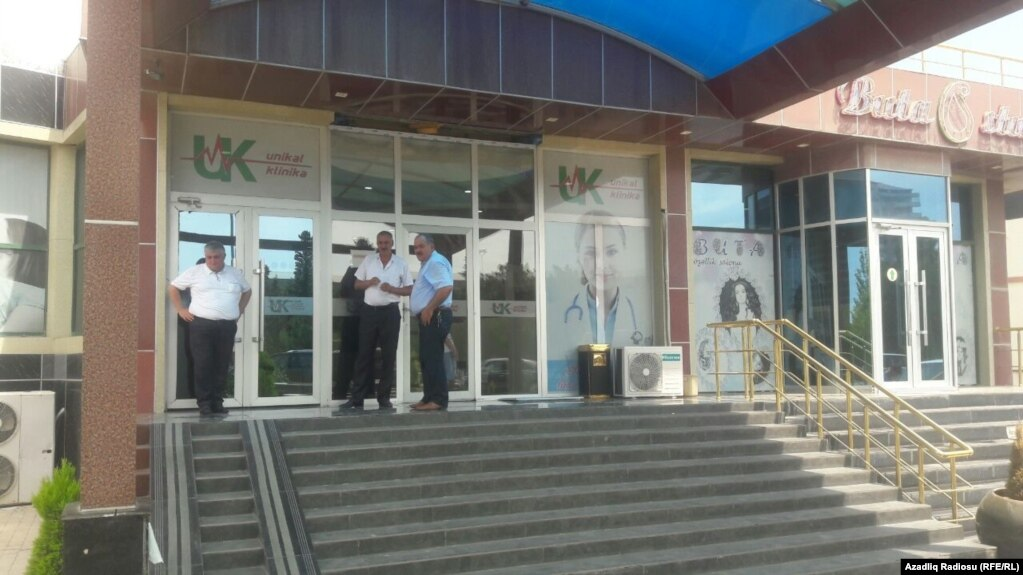 Unikal klinikası, Sumqayıt
