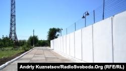 Тюрьма в Луганске.