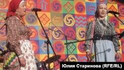 """Дуэт """"Оберег"""", Иркутская область"""