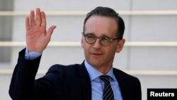 Німецький міністр закордонних справ Гайко Маас заявив, що Німеччина зберігає за собою право на подальші дії стосовно Росії у справі вбивства Хангошвілі